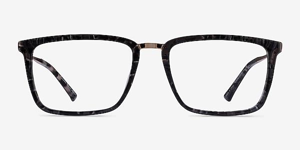 Volume Dark Tortoise Acetate Eyeglass Frames