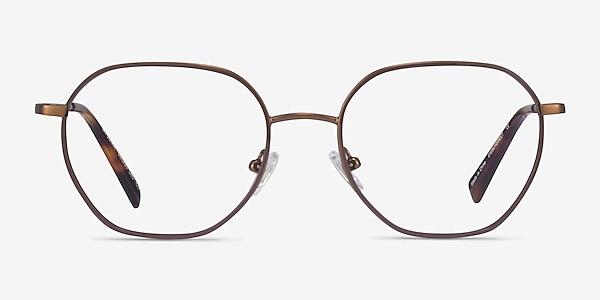 Satsuma Brown Bronze Acétate Montures de lunettes de vue