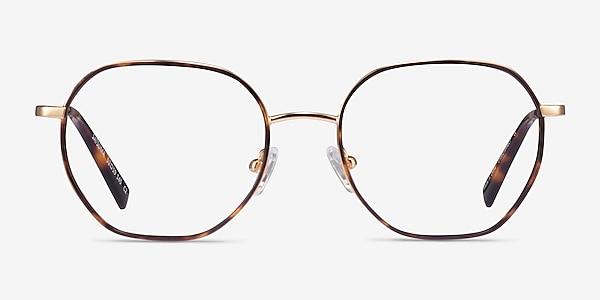 Satsuma Tortoise Gold Acetate Eyeglass Frames
