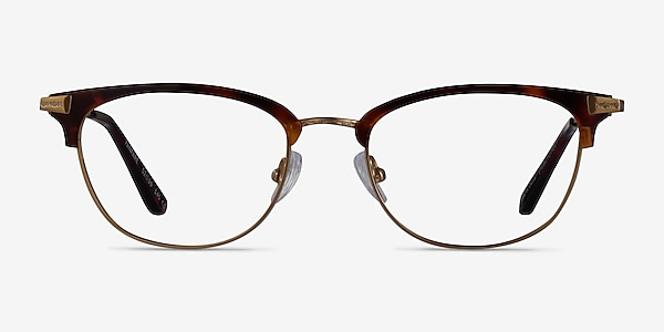 Fanfare Tortoise Bronze Acetate Eyeglass Frames