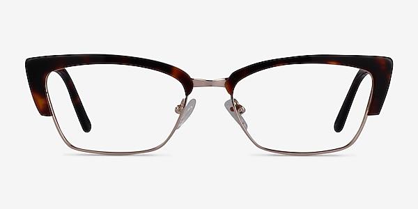 Camley Tortoise Gold Acetate Eyeglass Frames