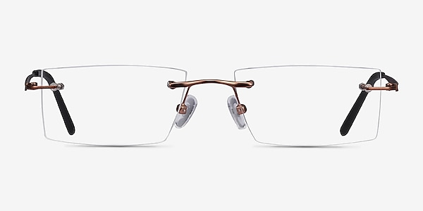 Primo Coffee Metal Eyeglass Frames