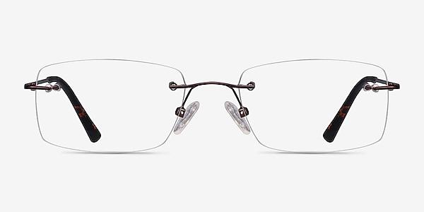 Forge Coffee Metal Eyeglass Frames