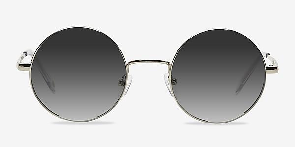 Guru Silver Metal Sunglass Frames