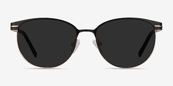 Maui Black Metal Sunglass Frames