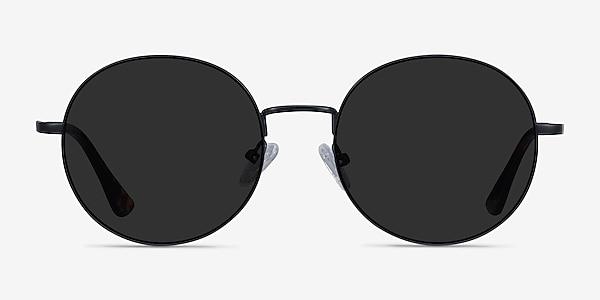 Solbada Black Metal Sunglass Frames