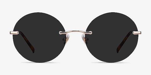 Chorus Rose Gold Metal Sunglass Frames