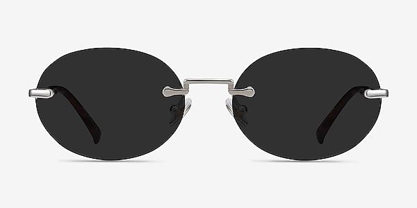 Daze Silver Metal Sunglass Frames