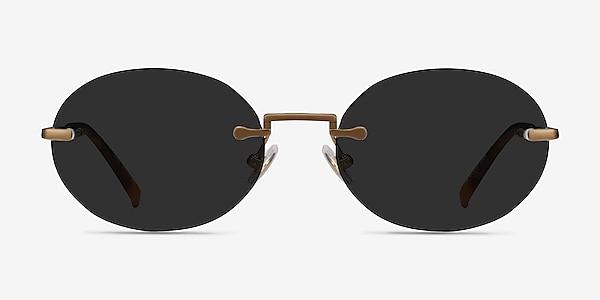 Daze Bronze Metal Sunglass Frames