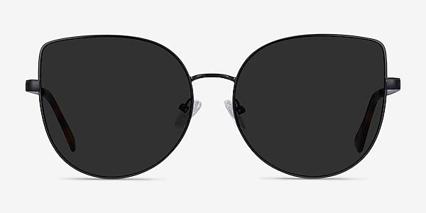 Bless Black Metal Sunglass Frames