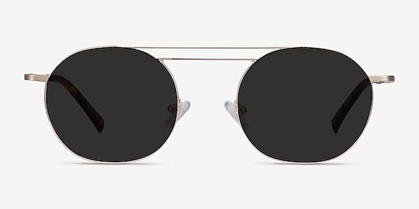 Lito Gold Metal Sunglass Frames