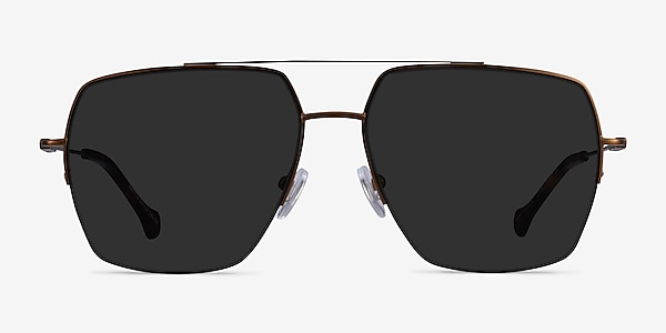 Whittle Bronze Metal Sunglass Frames