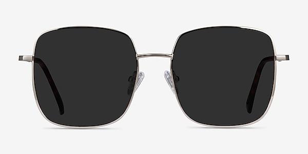 Sunday Silver Metal Sunglass Frames