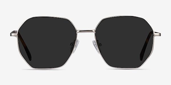 Lenox Silver Metal Sunglass Frames