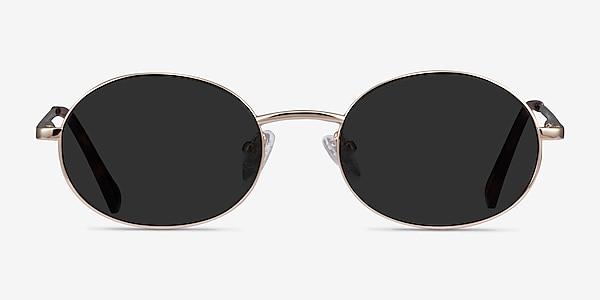Culture Gold Metal Sunglass Frames