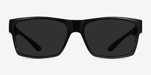 Game Black Plastic Sunglass Frames