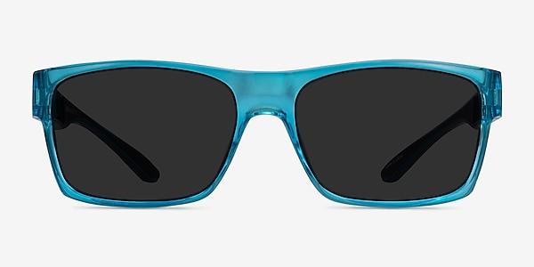 Game Bleu Plastique Soleil de Lunette de vue