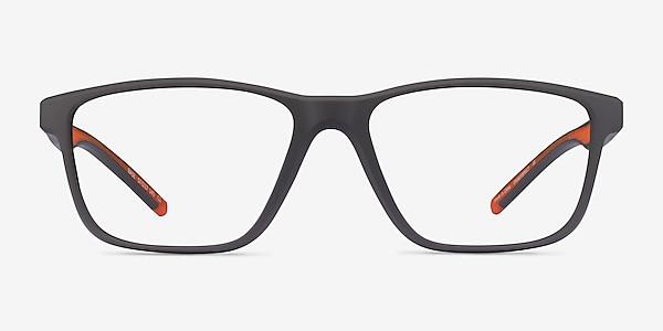 Base Gray Orange Plastique Montures de lunettes de vue