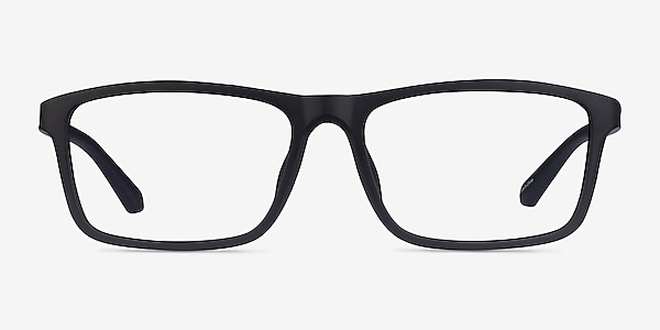 Team Matte Black Acetate Eyeglass Frames