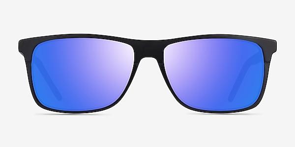 Catch Black Acetate Sunglass Frames