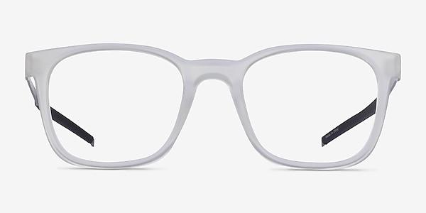 Club Clear Metal Eyeglass Frames