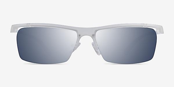 Turnover Matte Clear Plastique Soleil de Lunette de vue