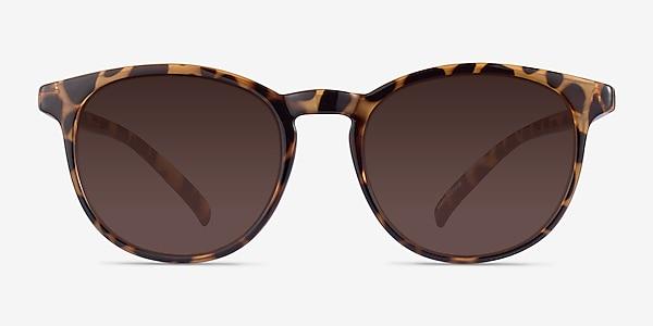 Deja Vu Brown/Tortoise Plastic Sunglass Frames