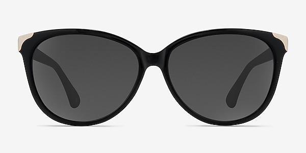 Lima Black Acetate Sunglass Frames