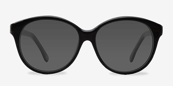Stella Dark Gray Acetate Sunglass Frames