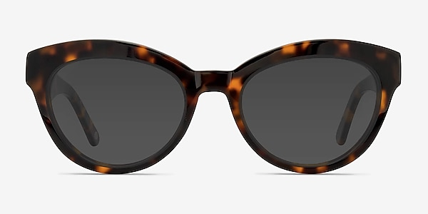 Velour Tortoise Acetate Sunglass Frames