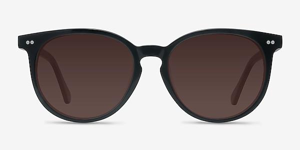 Meraki Black Acetate Sunglass Frames