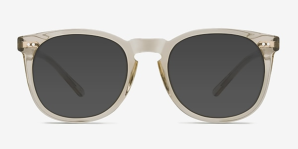 Ethereal Champagne Acetate Sunglass Frames