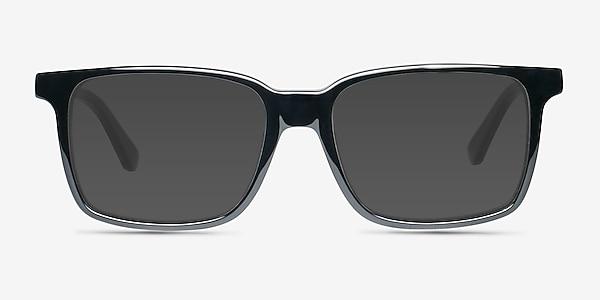 Epoch Black Acetate Sunglass Frames