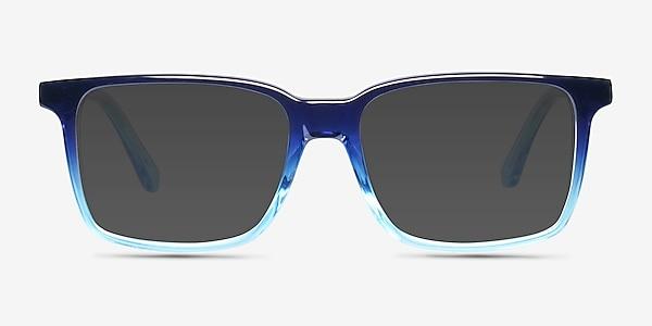 Epoch Blue Acetate Sunglass Frames