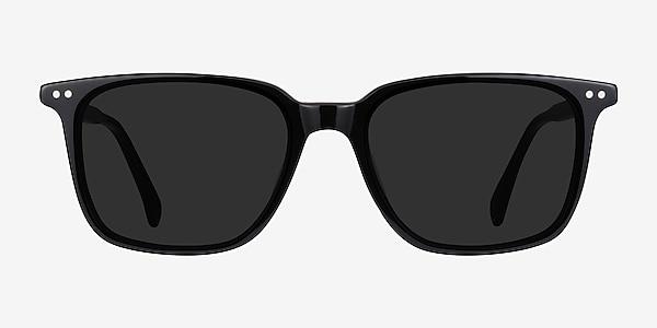 Luck Black Acetate Sunglass Frames