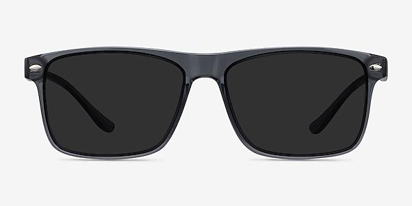 Cortez Gray Plastic Sunglass Frames