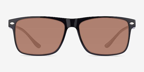 Cortez Black Plastic Sunglass Frames