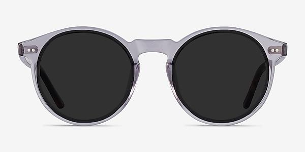 Luminance Gray Acetate Sunglass Frames