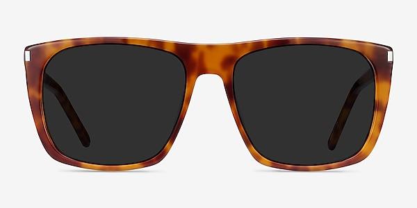 Jim Light Tortoise Acetate Sunglass Frames