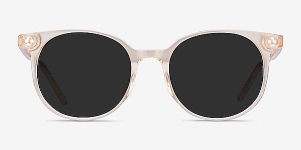 Hideout Clear Melon Acetate Sunglass Frames