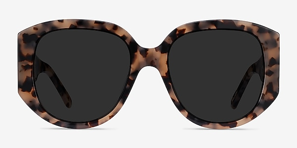 Bianca Ivory Tortoise Acetate Sunglass Frames