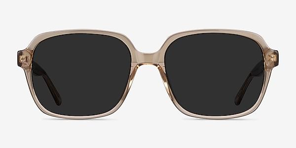 Marlon Brown Acetate Sunglass Frames