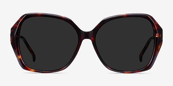 Isabella Tortoise Acetate Sunglass Frames