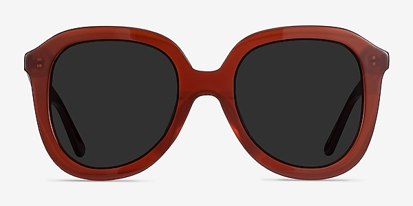 Wendy Burgundy Acetate Sunglass Frames