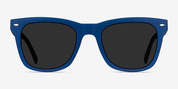 Ocean Atlantic Blue & Warm Tortoise Plastic Sunglass Frames