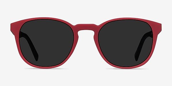 Dune Crimson & Warm Tortoise Plastique Soleil de Lunette de vue