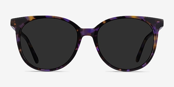 Sun Bardot Floral Tortoise Acetate Sunglass Frames