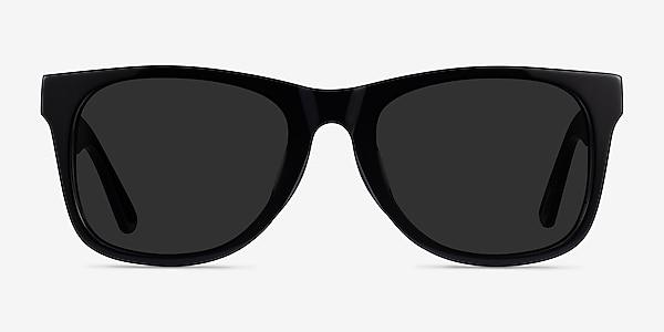Ristretto Black Acetate Sunglass Frames