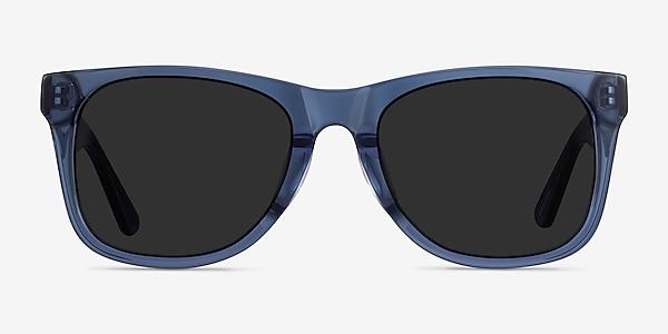 Ristretto Clear Blue Acétate Soleil de Lunette de vue