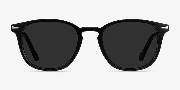 Memory Black Acetate Sunglass Frames